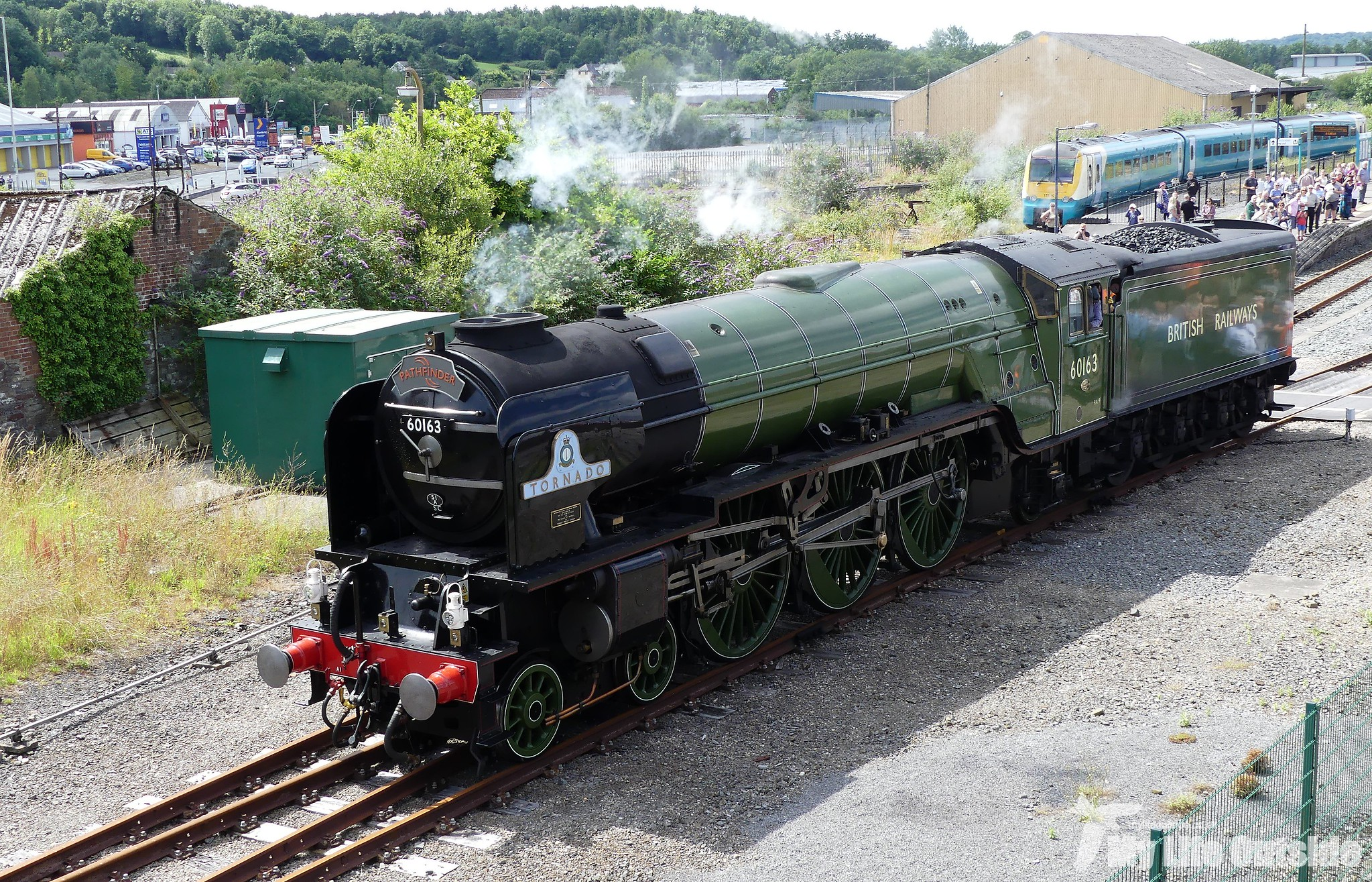 P1210168 - Pembroke Coast Express