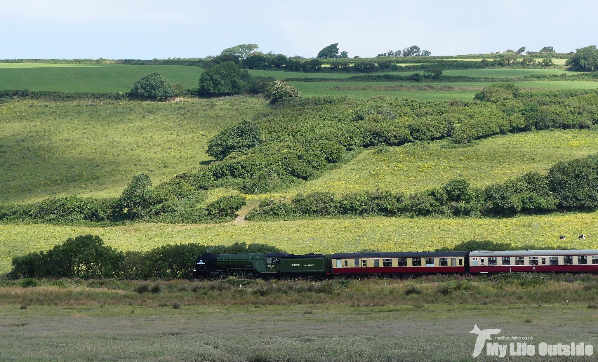 P1210145 - Pembroke Coast Express