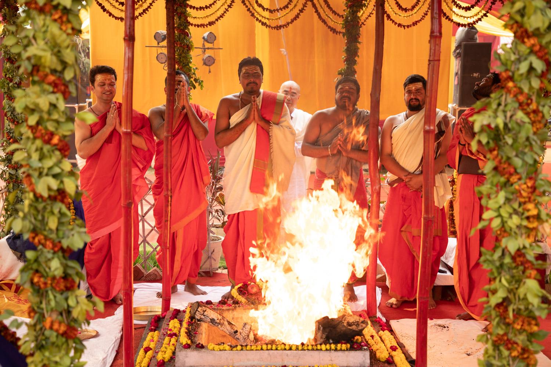 Quantum Yagyas & Indra Yagyas - August