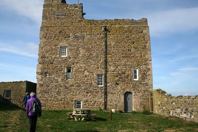 Inner Farne tower