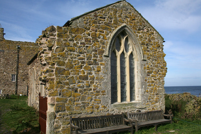 Inner Farne church