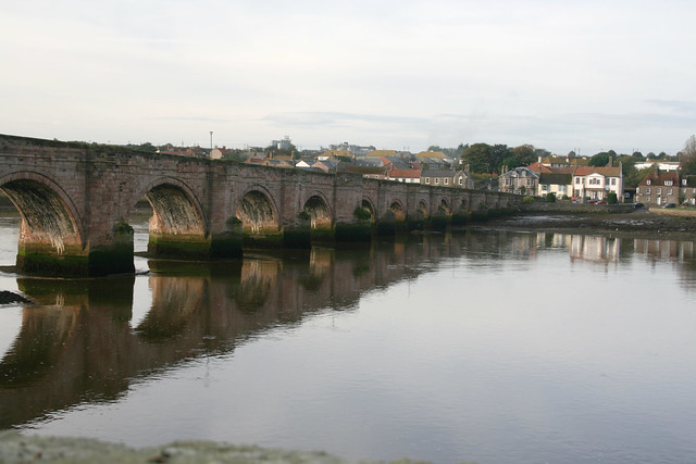 The River Tweed, Berwick-upon-Tweed