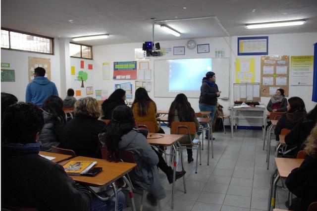 Estudiantes de Cuarto Medio 2019