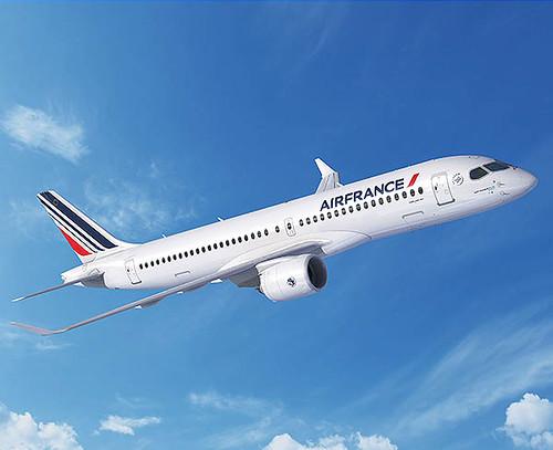 Air France A220-300 (Airbus)