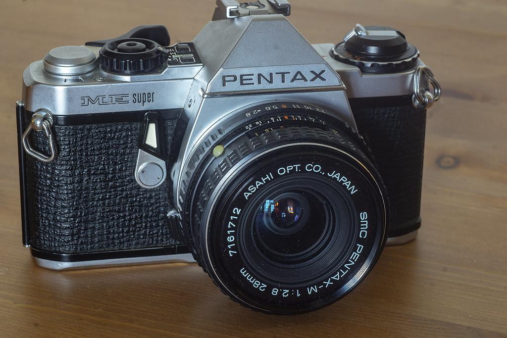 Camera Review Blog No. 112 - Pentax ME Super