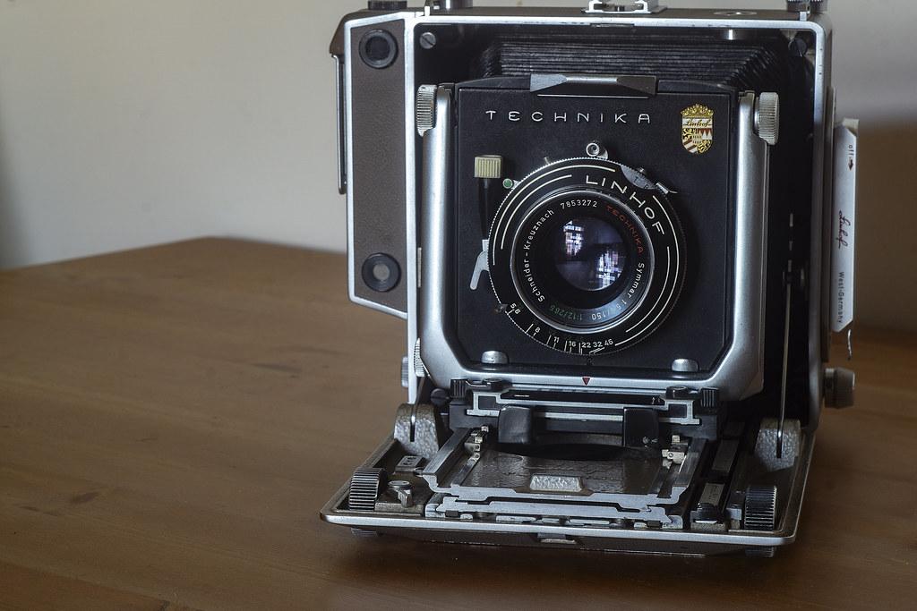 Camera Review Blog No. 110 - Linhoff Technika Master V