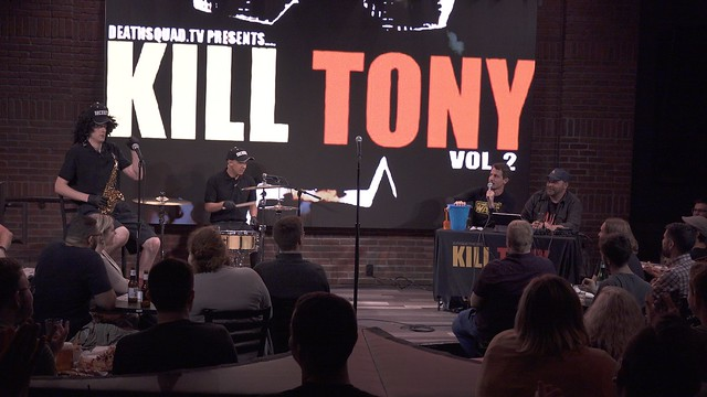 KILL TONY #381 – PITTSBURGH