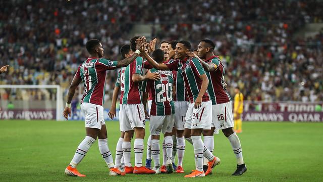 Fluminense x Peñarol (URU)  - 30/07/2019