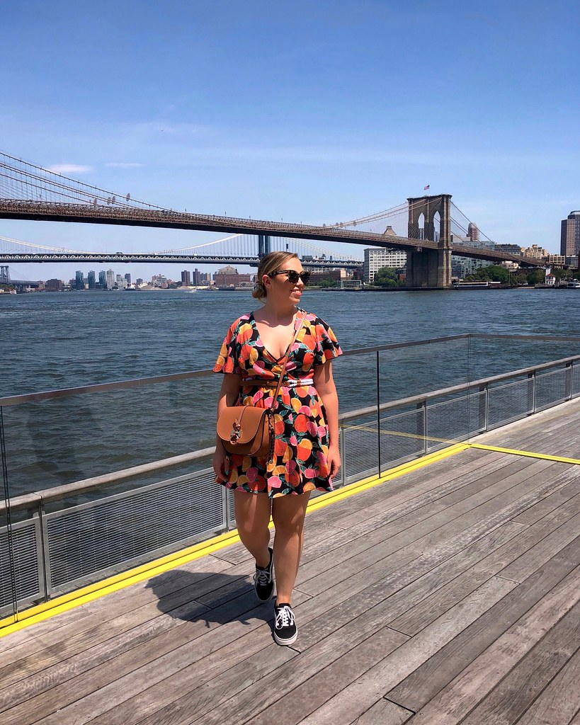 Pier 17 NYC Brooklyn Bridge Photo