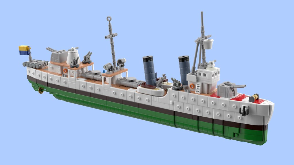 Battisti-class destroyer