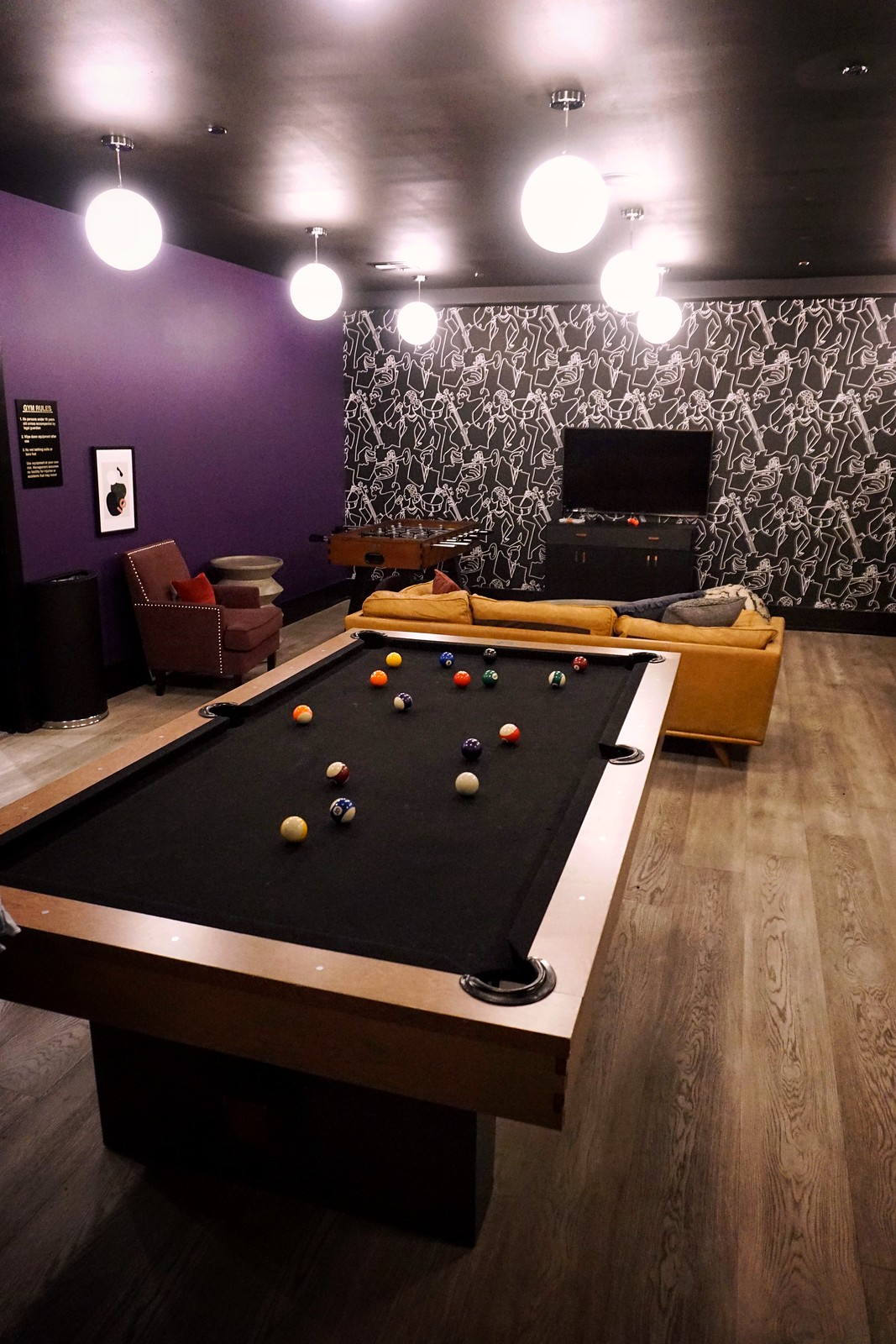 Game Room Tour | Best Hotel in New Orleans, Louisiana | Why Apartment Style Hotels are the Best for Group Trips | Domio Baronne St. Hotel | Where to Stay in New Orleans | NOLA's First Apartment Hotel
