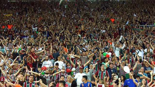 Fluminense x Peñarol 30/07/2019