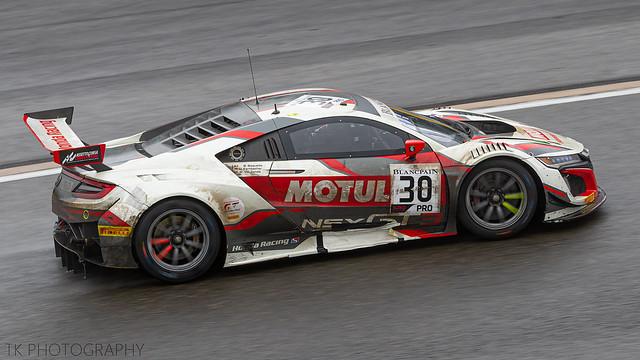 Honda Racing MOTUL Honda NSX GT3 Evo