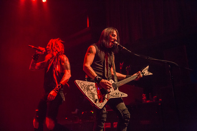 Hellyeah @ The Fillmore, Silver Spring MD, 07/26/2019