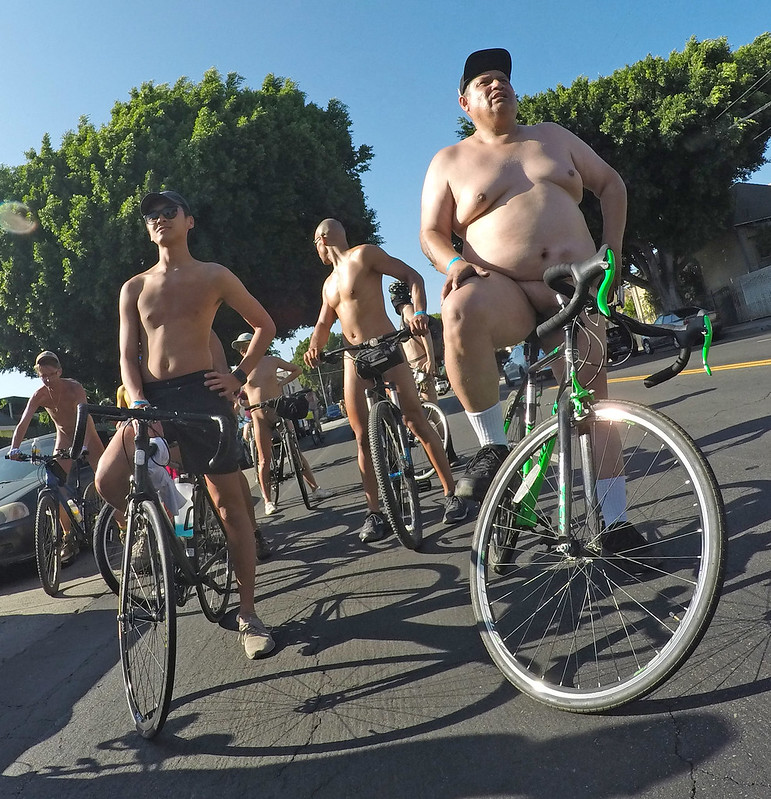 LA World Naked Bike Ride 2019 (171447)