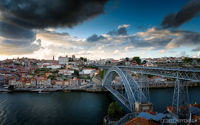 Porto from Vila Nova de Gaia - Portugal