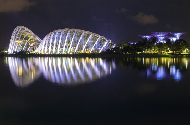 Garden by the bay (Singapur)