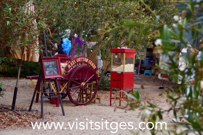 God Save the Queen en el Festival Jardins Terramar Sitges 2019