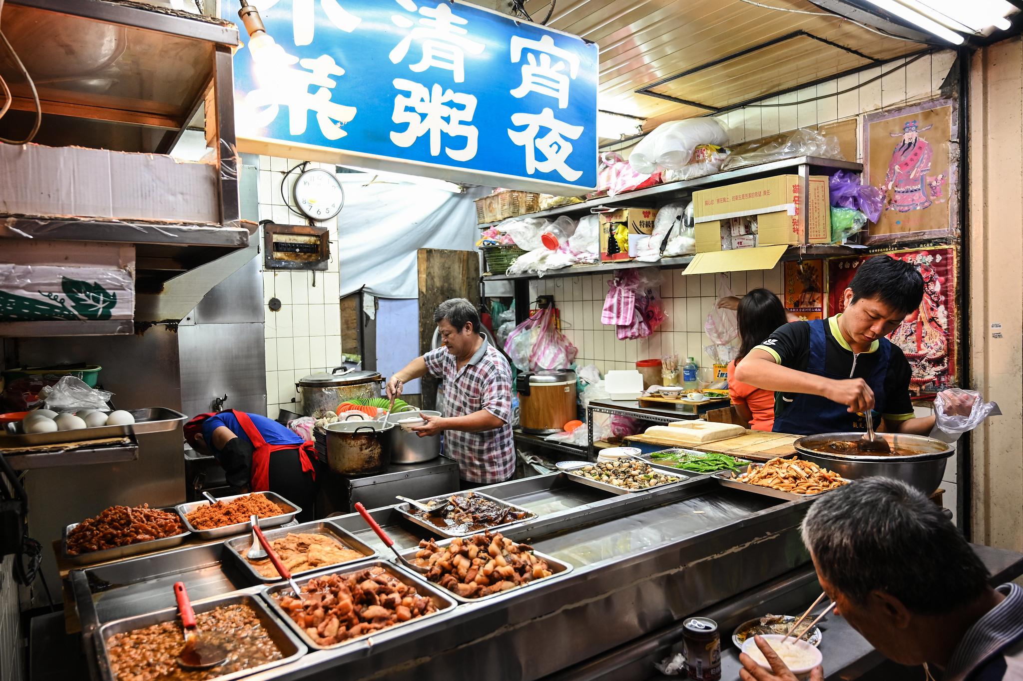 台北/萬華-艋舺小吃巡禮(二十八)-順利清粥小菜