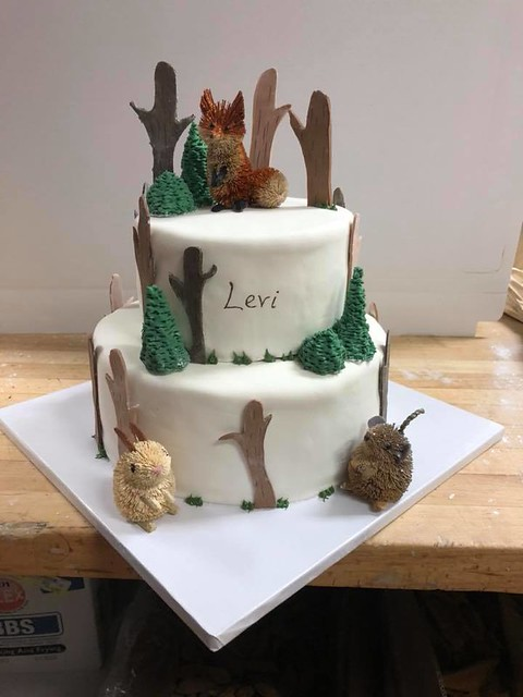 Cake by Lyndhurst Pastry Shop