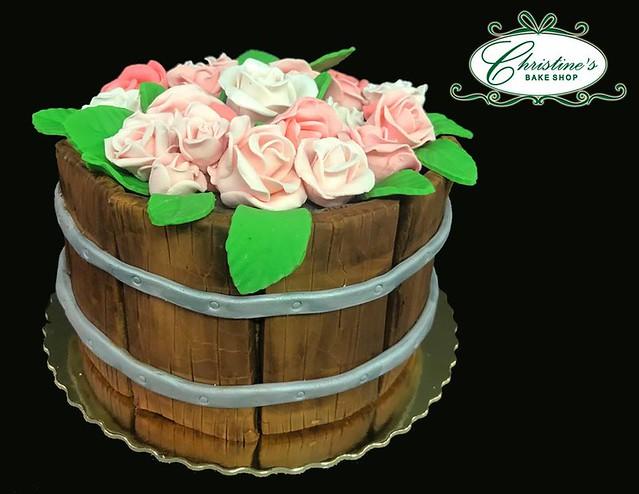 Cake by Christine's Bake Shop