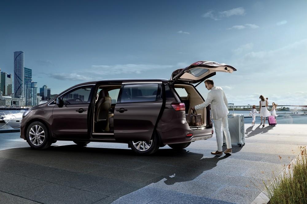 1.KIA All-New Carnival兼具大型MPV的車室空間及節能省油的油耗表現;更勝商務艙的寬闊車室空間與靈活空間變化,完勝同級對手,是商務移動的最佳選擇。