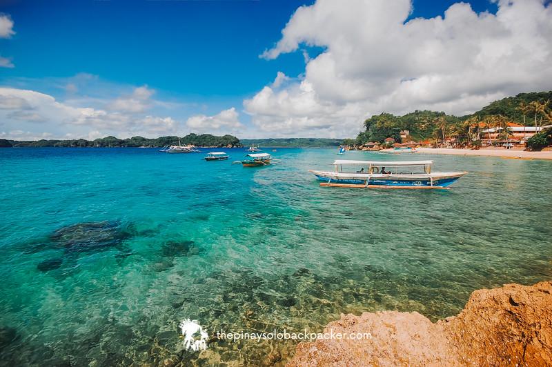 GUIMARAS TOURIST SPOTS: ALUBIHOD BEACH