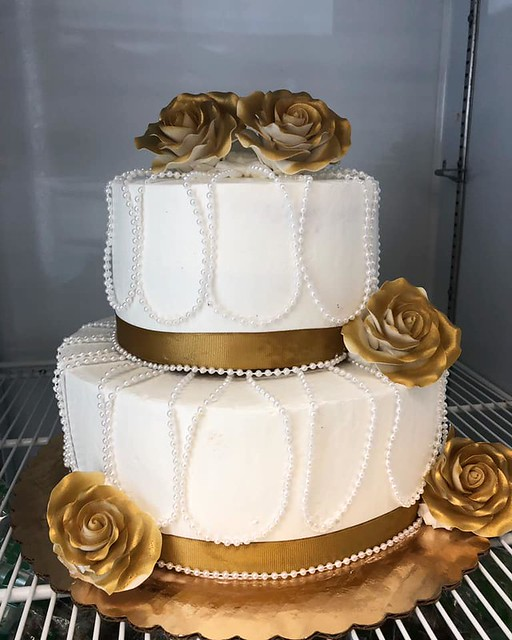 Cake by Amici Bakery