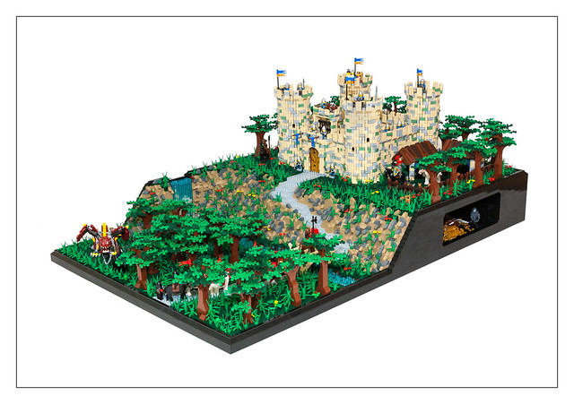 LEGO Diorama Archives | The Brothers Brick | The Brothers Brick
