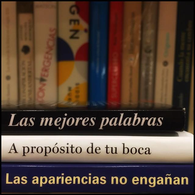 HAIKU DE ESTANTERÍA CC #haikusdestanteria CONTRAPORTADA DE LA NUEVA CRÓNICA 31.7.19
