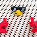 Loving the pieces in this set. Worth it just for the cool beak and shades piece. Anyone recognise the set? #lego #legofan #lego_hub #legominifigures #unikitty #bricks #shades #blocks #beak #legounikitty