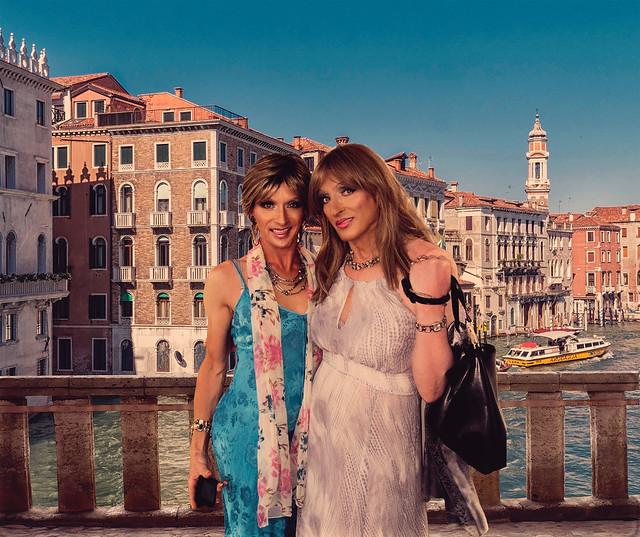 A Fantasy day trip to Venice
