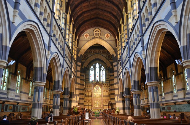 Australia - Melbourne - Catedral de San Patricio