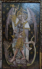 Ranworth screen: St Michael