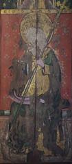 Ranworth screen: St Margaret