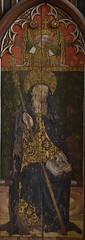 Ranworth screen: St Etheldreda