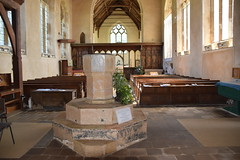 font (looking east)