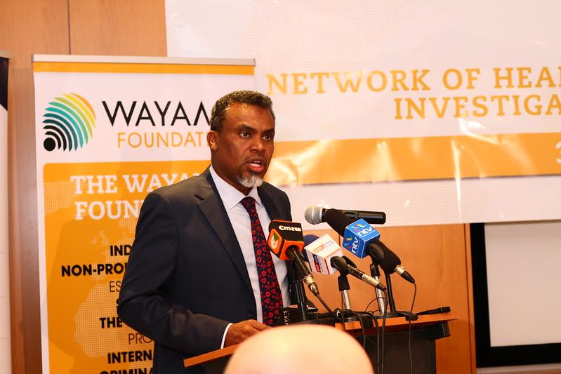Nairobi July 2019 - Network meeting