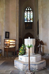 font (looking west)