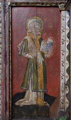 Ranworth screen: St Stephen