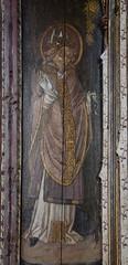 Ranworth screen: St Felix