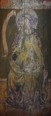 Ranworth screen: St John the Baptist (I)