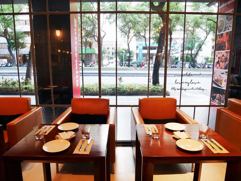台北雙連站氣氛好Buttermilk摩登美式浪漫餐廳排餐炸雞 (5)