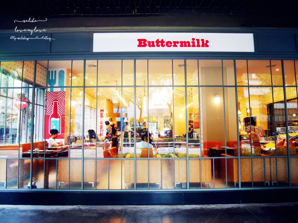 台北中山站意舍酒店Buttermilk摩登美式餐廳餐點推薦 (3)