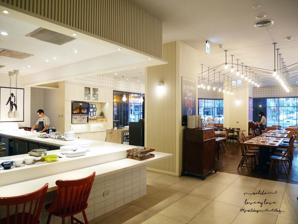 台北雙連站氣氛好Buttermilk摩登美式浪漫餐廳排餐炸雞 (3)