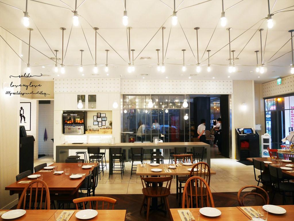 台北雙連站氣氛好Buttermilk摩登美式浪漫餐廳排餐炸雞 (1)