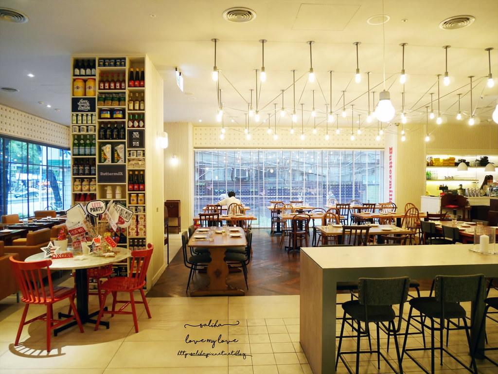 台北雙連站氣氛好Buttermilk摩登美式浪漫餐廳排餐炸雞 (4)