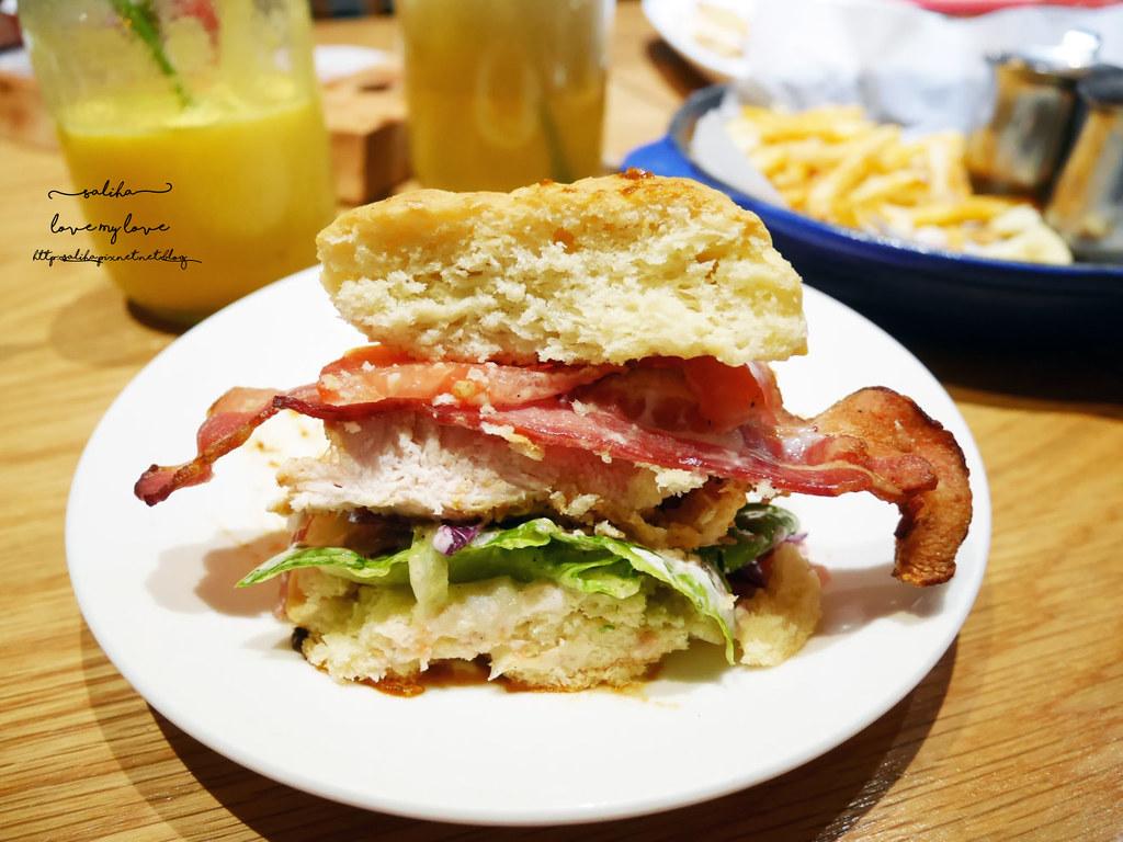 台北中山區中山北路Buttermilk摩登美式餐廳推薦沙拉輕食漢堡下午茶咖啡 (11)