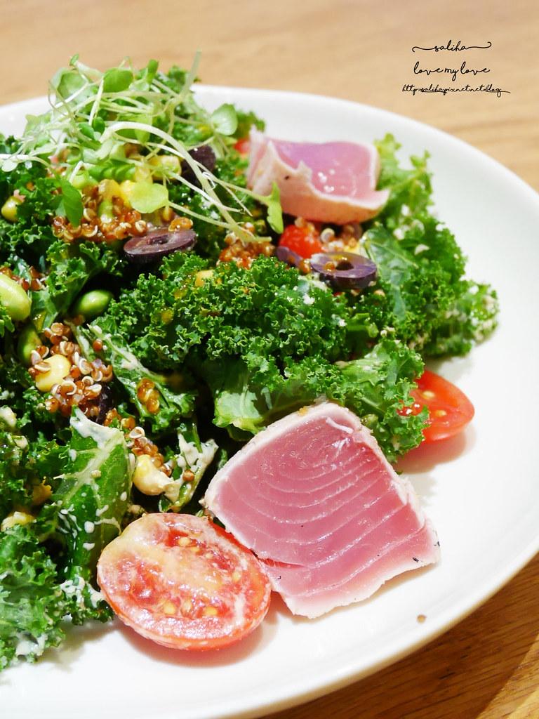 台北中山區中山北路Buttermilk摩登美式餐廳推薦沙拉輕食漢堡下午茶咖啡 (3)