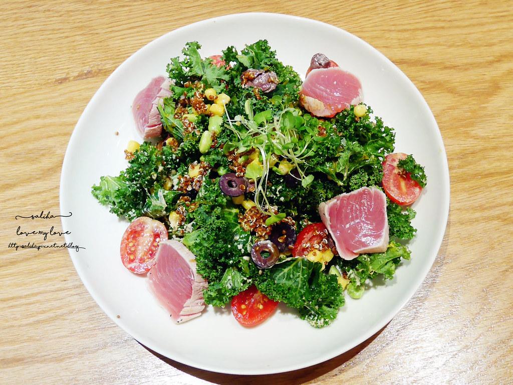 台北中山區中山北路Buttermilk摩登美式餐廳推薦沙拉輕食漢堡下午茶咖啡 (2)